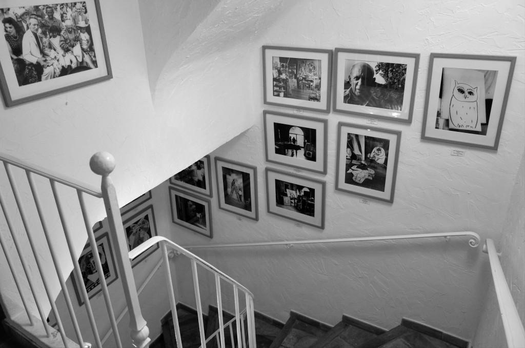 Intérieur du Musée de la Photographie - André Villers - 06 Mougins  France